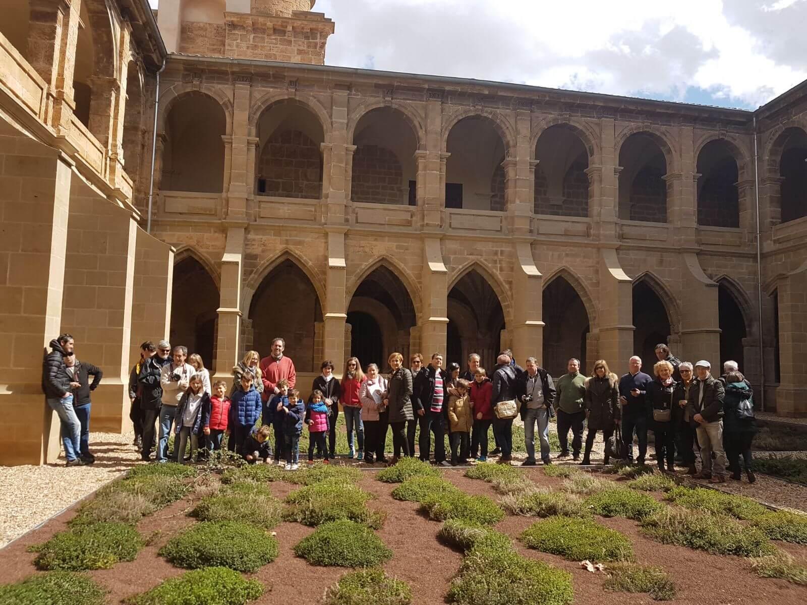 Turismo de Fitero alcanzó la cifra de 1.000 visitantes durante la Semana Santa 2018, de Jueves Santo a Lunes de Pascua.