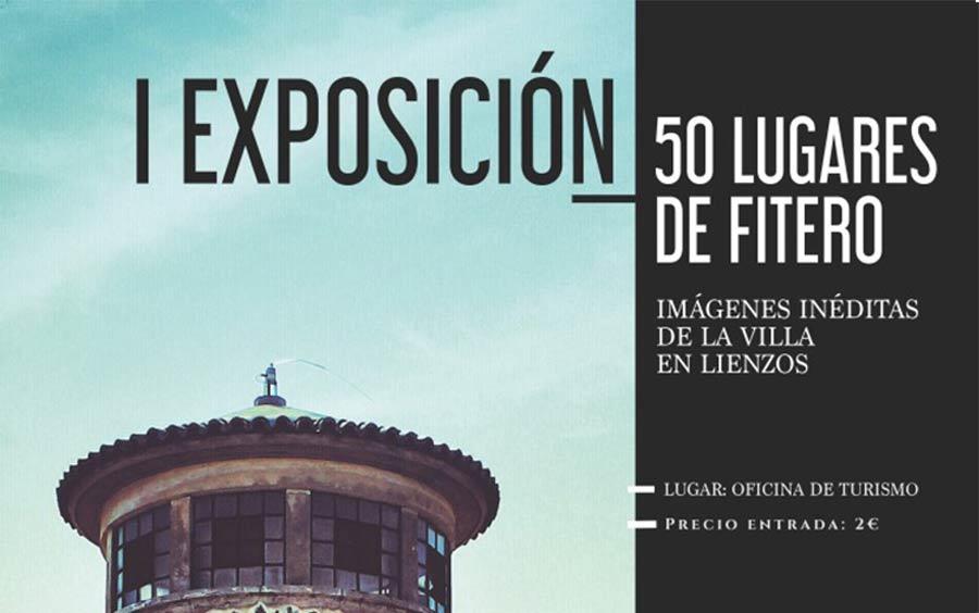 """Exposición """"50 lugares de Fitero"""""""