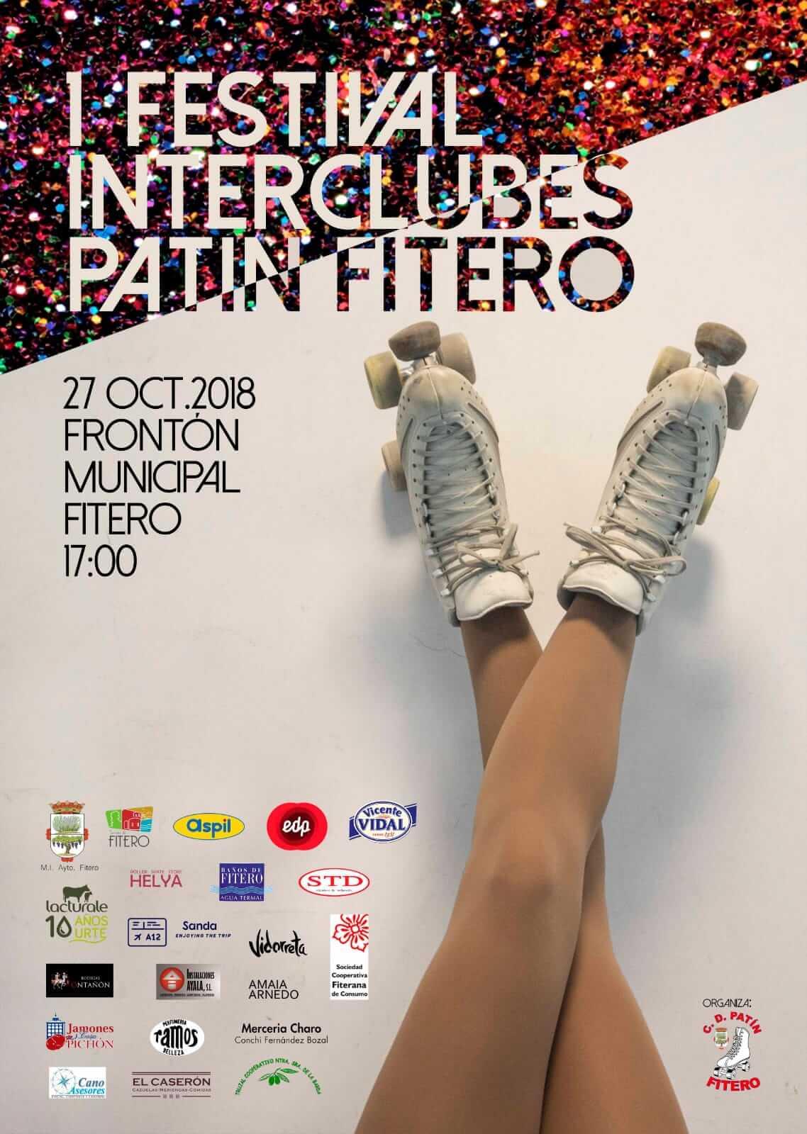 I Festival Interclubes Patín Fitero