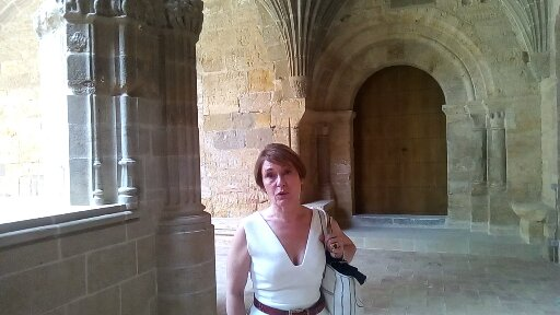 La soprano fiterana María Bayo, premio Cadenas de Navarra por llevar la imagen de Navarra al máximo nivel