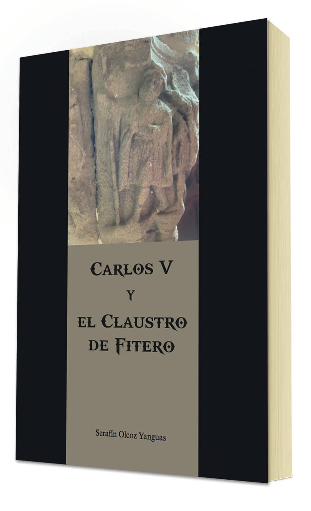 """Entrevista en radio: """"Carlos V y el claustro de Fitero"""", por Serafín Olcoz"""