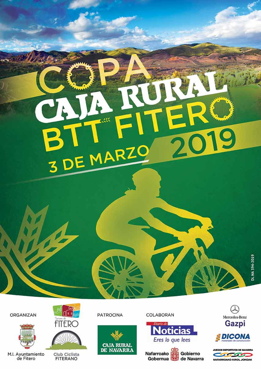 Copa Caja Rural BTT 2019 – Fitero – 3 de marzo