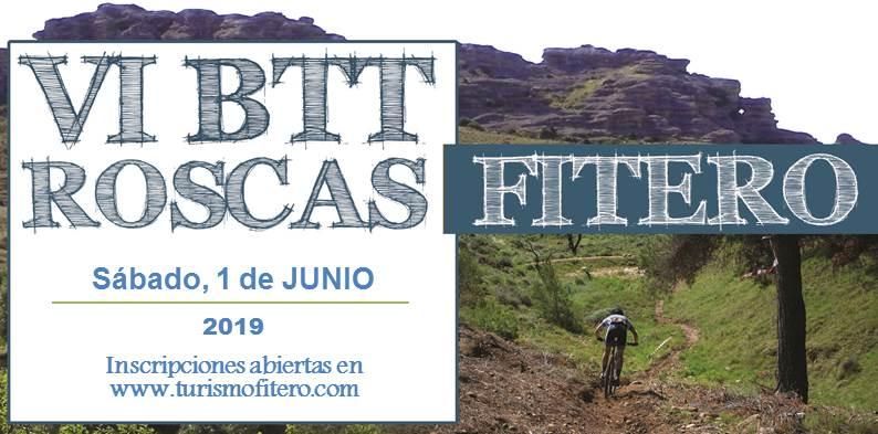 IV BTT Roscas Fitero, 1 de junio. Inscripciones abiertas