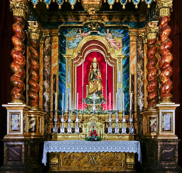 Vídeo fotográfico de Monasterio de Fitero, por gentileza de Miguel Cortés, de San Sebastián