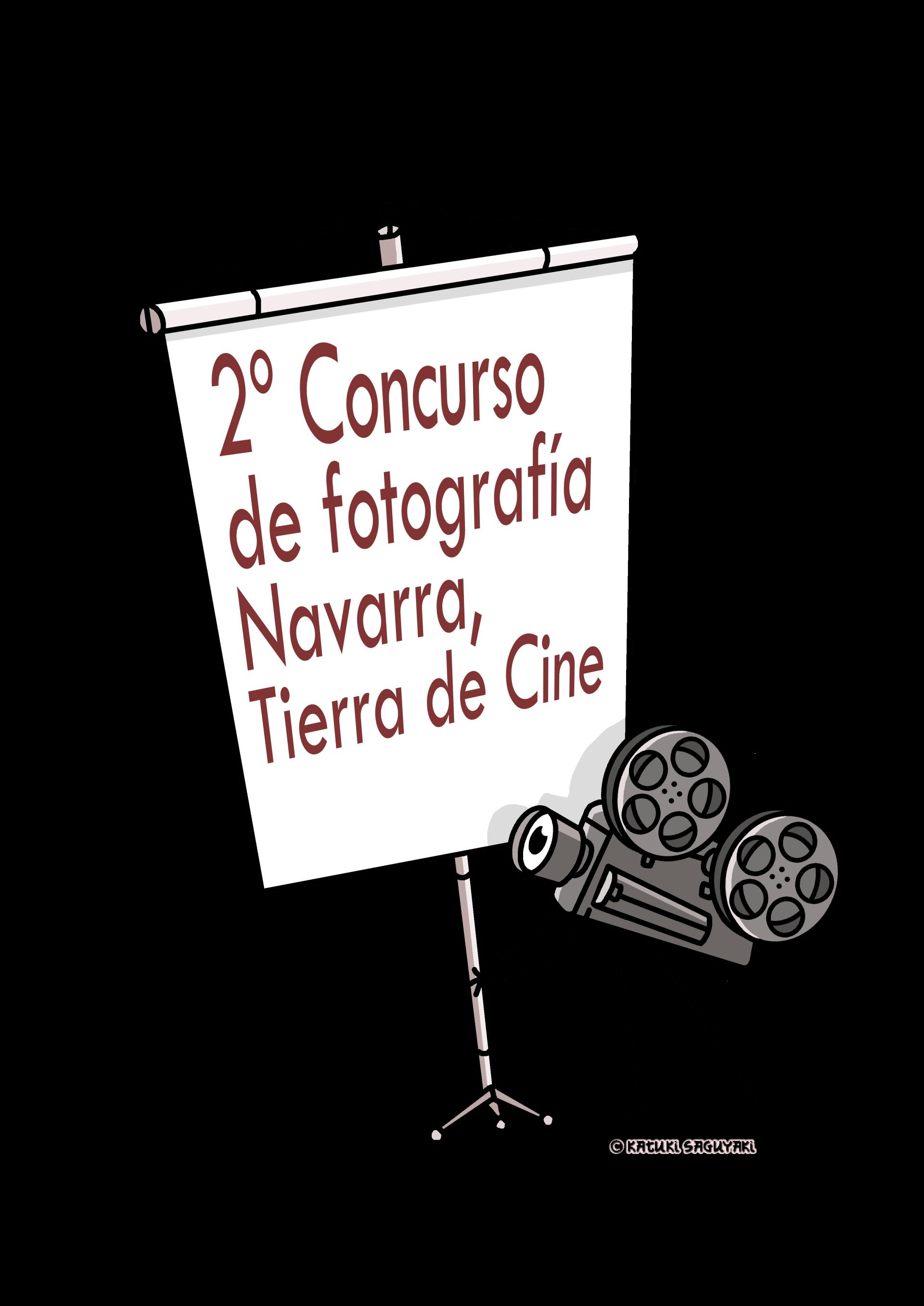 """II Concurso de fotografía """"Navarra, tierra de cine"""""""