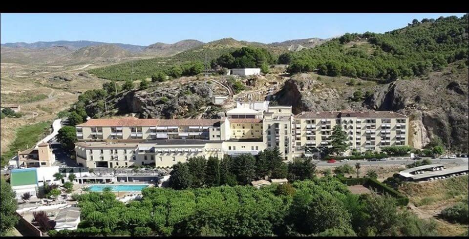 El Balneario de Fitero cierra hoy sus puertas como centro residencial para personas mayores con COVID-19