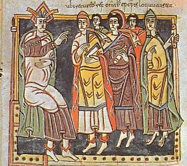 FITERO (Navarra) fue el lugar donde se asentó, en el siglo XII, el primer MONASTERIO de la Orden del Císter en España. Recientemente hemos descubierto que tuvo un PRECEDENTE VISIGODO, en el siglo VII, pues entonces se instaló en el mismo término, muy cerca, un centro que también tuvo carácter religioso y administrativo